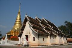 Wat Northen stye Royalty Free Stock Images