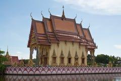 Wat Nuan Na Ram Stock Photo