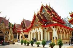 Wat Okat Si Bua Ban Imágenes de archivo libres de regalías