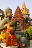 Wat Ounalom, Phnom Penh Stock Photography