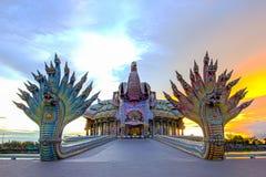 Wat Pa Ban Rai Temple Stock Photo