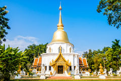 Wat Pa Dara Phirom Immagine Stock Libera da Diritti