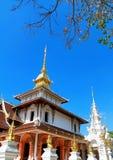 Wat Pa Dara Phirom Fotos de archivo