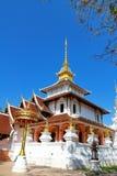 Wat Pa Dara Phirom Immagine Stock
