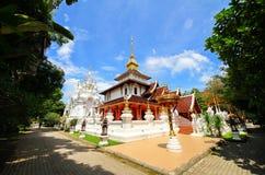 Wat Pa Dara Phirom Imagenes de archivo
