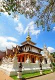Wat Pa Dara Phirom Imágenes de archivo libres de regalías