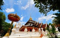 Wat Pa Dara Phirom Stock Images
