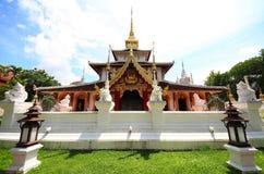 Wat Pa Dara Phirom Stock Image