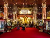 Wat Pa Dara Pirom Lanna Architecture, Chiang Mai Thailand Editorial
