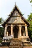 Wat Pa Huak Luang Prabang, Laos Royaltyfri Bild