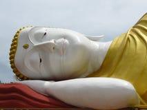 Wat-PA-kitti-ya-NU-hijo de descanso Khon Kaen de Buda Imágenes de archivo libres de regalías