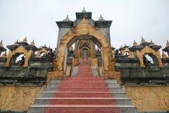 Wat Pa Kung, Roi和,泰国 免版税图库摄影
