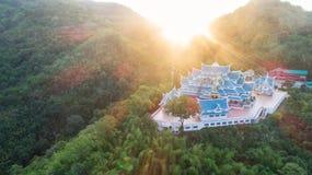 Wat Pa Phu Kon In Ubon Ratchathani, Tailandia Es un templo público fotos de archivo libres de regalías