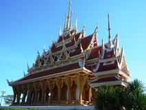 Wat Pa Sang Arun (Sim I-San) Khon Kaen, Thailand Royalty Free Stock Image
