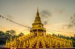 Wat Pa Sawang Bun Temple, Saraburi, Thailand. Royalty Free Stock Photos