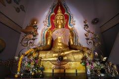 WAT PA SIRI瓦塔纳WISUT,那空沙旺,泰国 免版税库存照片