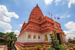 WAT-PA SIRI WATTANA WISUT, NAKHON SAWAN, Thailand Royalty-vrije Stock Foto's