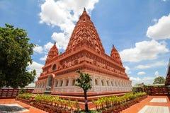 WAT PA SIRI WATTANA WISUT, NAKHON SAWAN, THAILAND. Beautiful temple Royalty Free Stock Photo