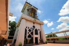 WAT PA SIRI WATTANA WISUT, NAKHON SAWAN, THAILAND. Beautiful temple Royalty Free Stock Photos