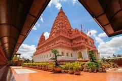 WAT PA SIRI WATTANA WISUT, NAKHON SAWAN, THAILAND. Beautiful temple Stock Photos