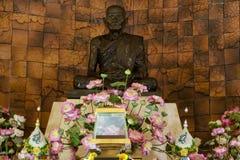 Wat Pa Sutdhawas Buddha  temple sakon nakhon, Thailand Royalty Free Stock Images