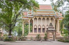 Wat Pa Suthawat, Sakon Nakhon,Thailand Royalty Free Stock Photos