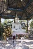 Wat Pa Thamma Uthayan arkivbild