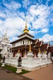 Wat Padarapirom dans la forêt Images stock