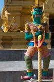 Wat Pagoda Laem Sor, Koh Samui, Tailandia Fotos de archivo libres de regalías