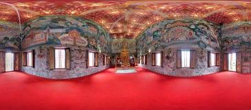 Wat Pailom, Tailândia Foto de Stock Royalty Free