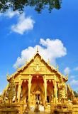 Wat Pak Nam. Pray wish at Wat Pak Nam Jolo Stock Images