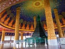Wat Paknam Bhasicharoen Στοκ Εικόνες