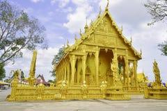 Wat paknam joelo architecture temple Stock Image