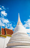 Wat Pamok Worawihan. Is located in the municipal area of Pa Mok on the west bank of the Chao Phraya River, 18 kilometers from Muang district on Highway No. 309 Stock Photo