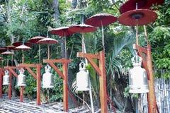 Wat Pan Tao images libres de droits