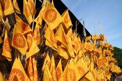 Wat Pan Tao en Chiang Mai foto de archivo