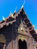 Wat-Pan-TAO-Tempel stockbilder