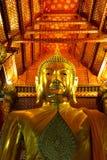 Wat Panancheung in Tailandia Fotografia Stock