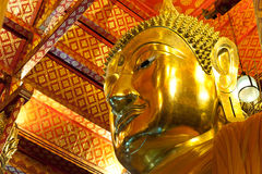 Wat Panancheung in Tailandia Immagini Stock