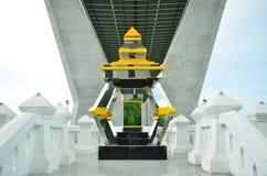 Wat Pariwas на Бангкоке Стоковые Изображения