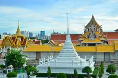 Wat Pariwas на Бангкоке Стоковые Фотографии RF