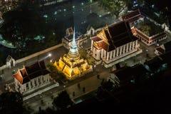 Wat pathum wanaram Stock Photography