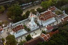Wat pathum wanaram Royalty Free Stock Image