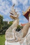Wat paya poo,南,泰国 免版税库存照片
