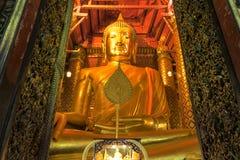 Wat Pha南choeng 免版税图库摄影