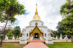 Wat pha dara bhi rom Temple located in the western Stock Images