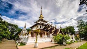 Wat pha dara phi rom. Chiang mai in Royalty Free Stock Image