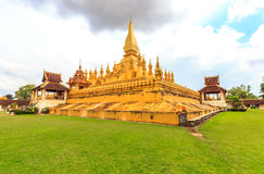 wat Pha das Luang Lizenzfreie Stockfotografie