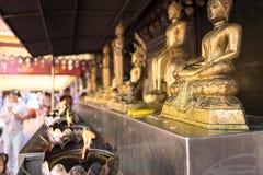 Wat Pha That Doi Suthep fotografía de archivo