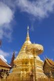 Wat Pha That Doi Suthep Royalty-vrije Stock Foto's